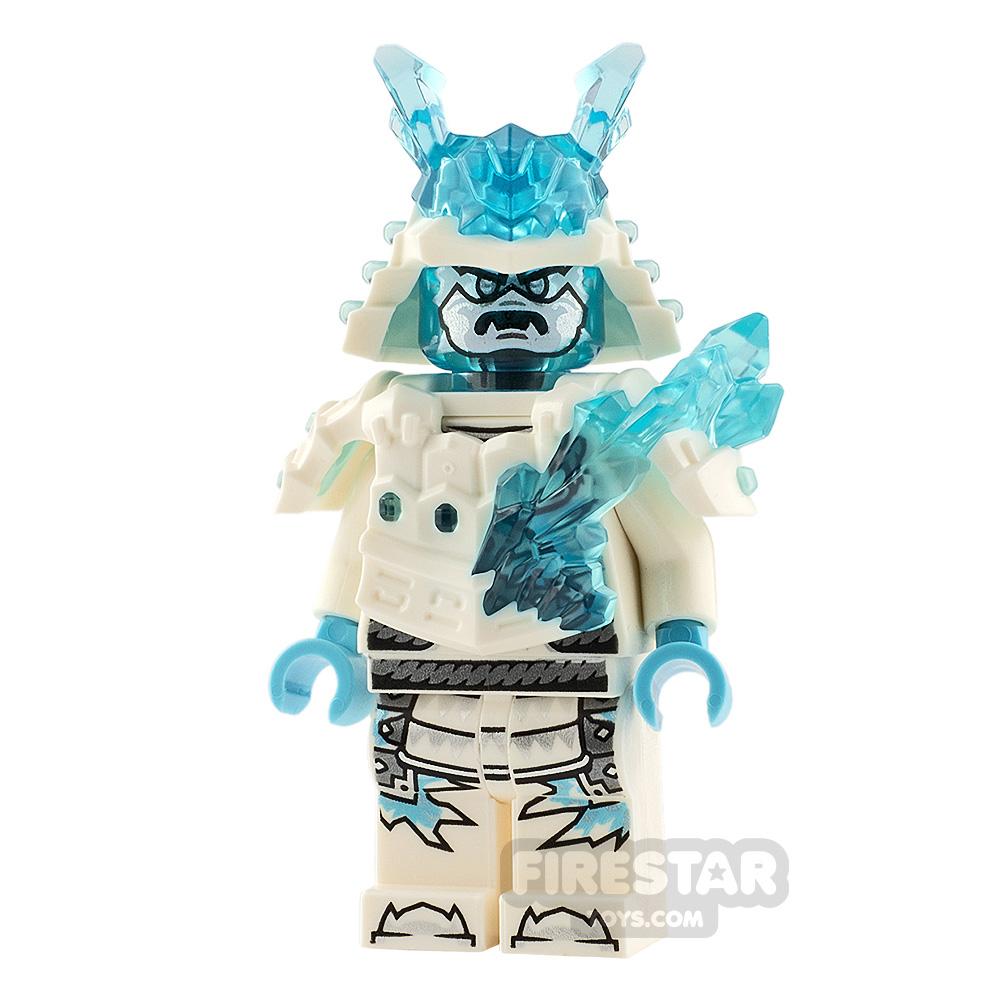 LEGO Ninjago Minifigure Ice Emperor Zane