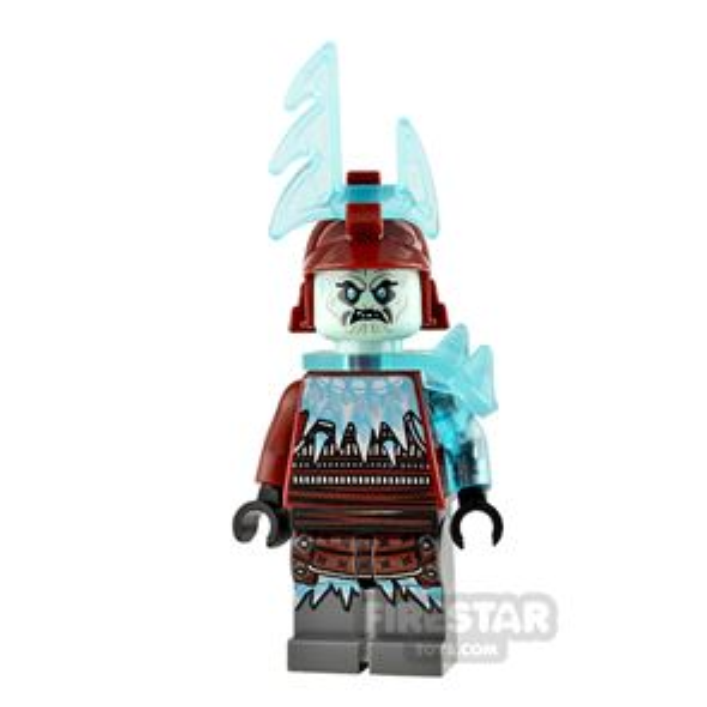 LEGO Ninjago Minifigure Blizzard Samurai