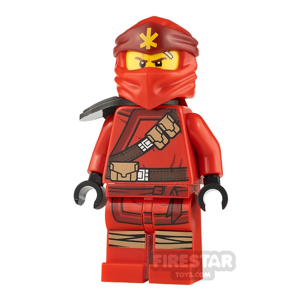 LEGO Ninjago Minifigure Kai Forbidden Spinjitzu