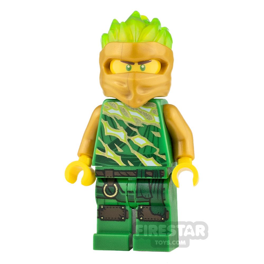 LEGO Ninjago Minifigure  Lloyd Spinjitzu Slam