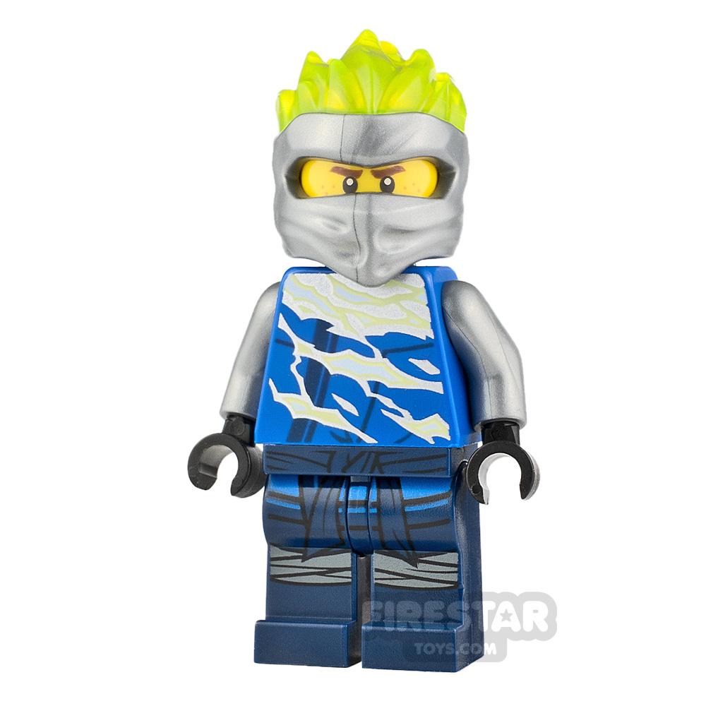 LEGO Ninjago Minifigure  Jay Spinjitzu Slam