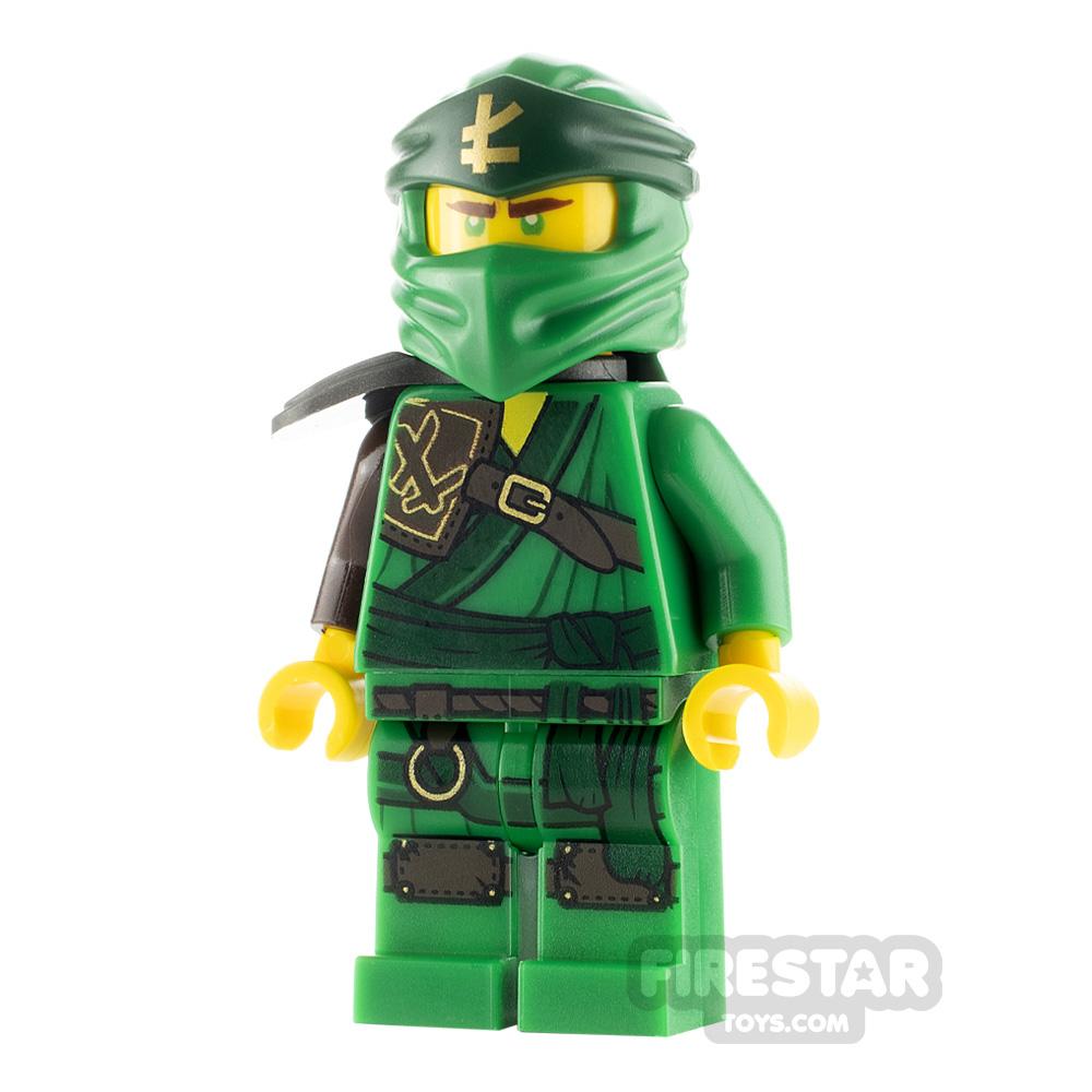 LEGO Ninjago Minifigure Lloyd FS