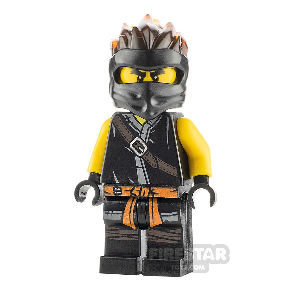 LEGO Ninjago Minifigure Cole FS