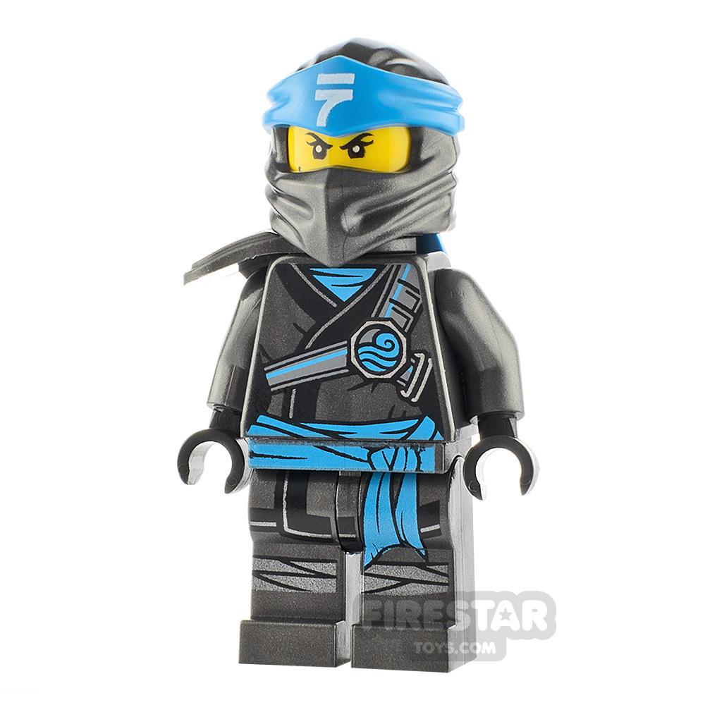 LEGO Ninjago Minifigure Nya Forbidden Spinjitzu