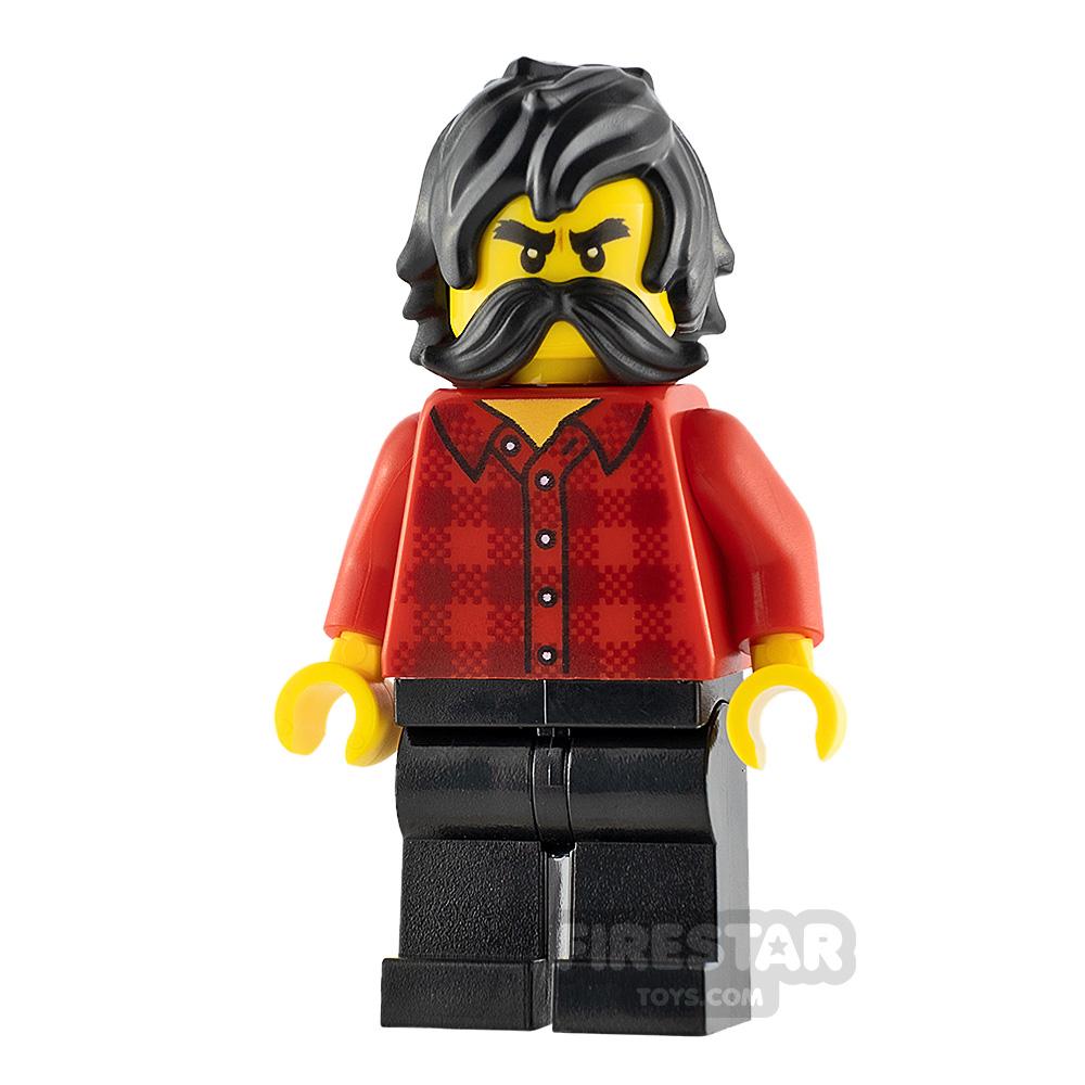 LEGO Ninjago Minifigure Avatar Cole