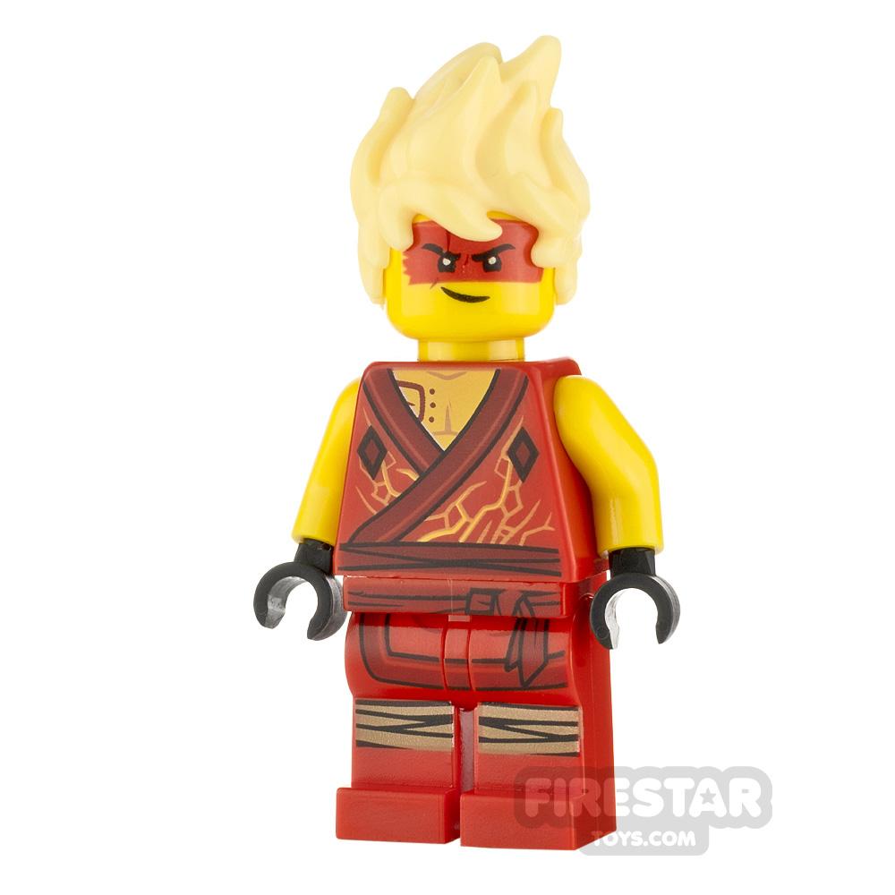LEGO Ninjago Minifigure Avatar Kai