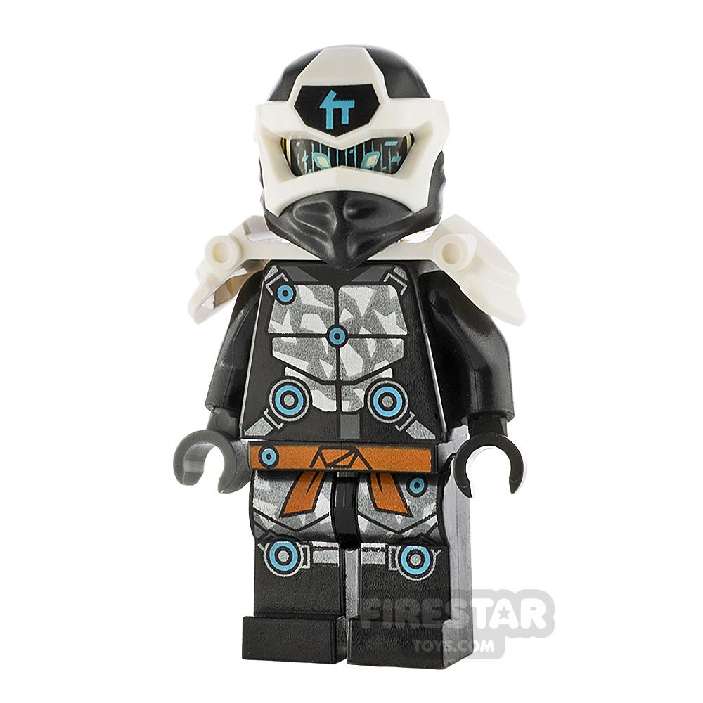 LEGO Ninjago Minifigure Digi Cole with Scabbard