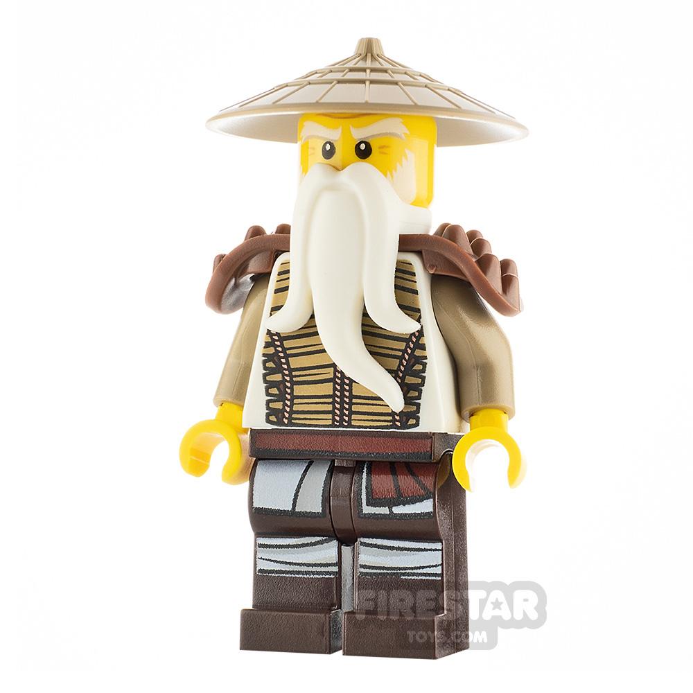 LEGO Ninjago Minifigure Hero Wu
