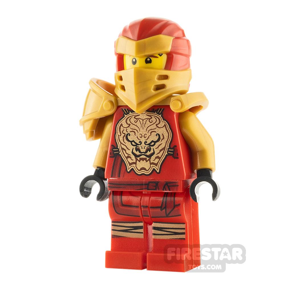 LEGO Ninjago Minifigure Hero Kai