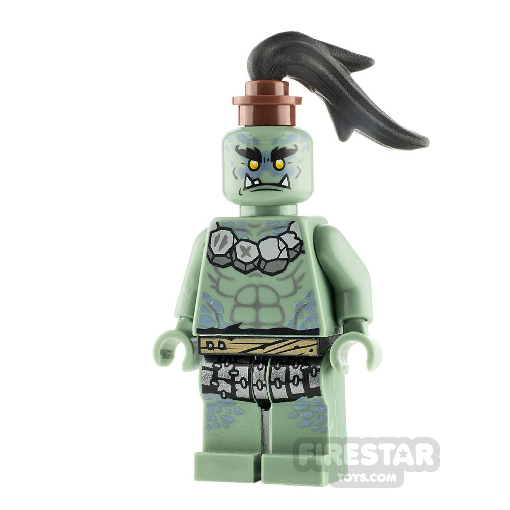 LEGO Ninjago Minifigure Moe
