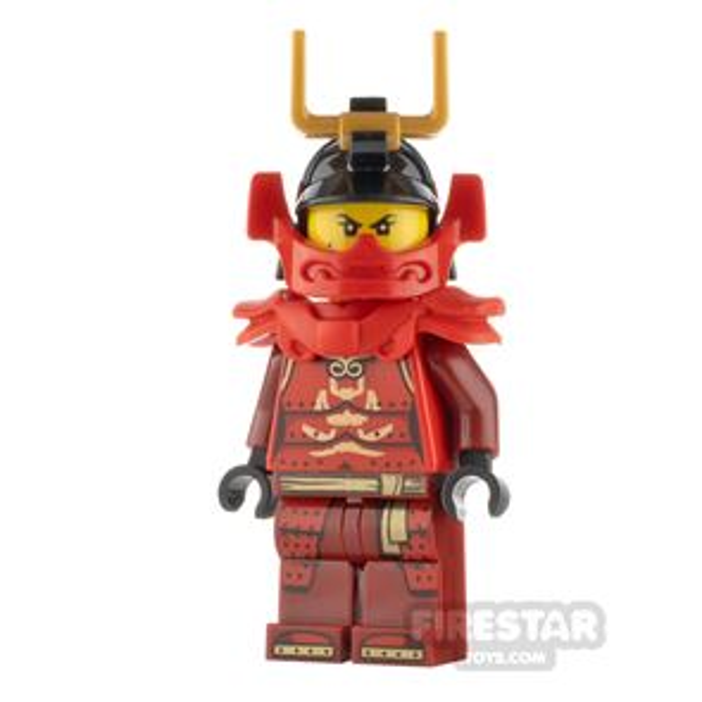 LEGO Ninjago Minifigure Nya Samurai X Legacy
