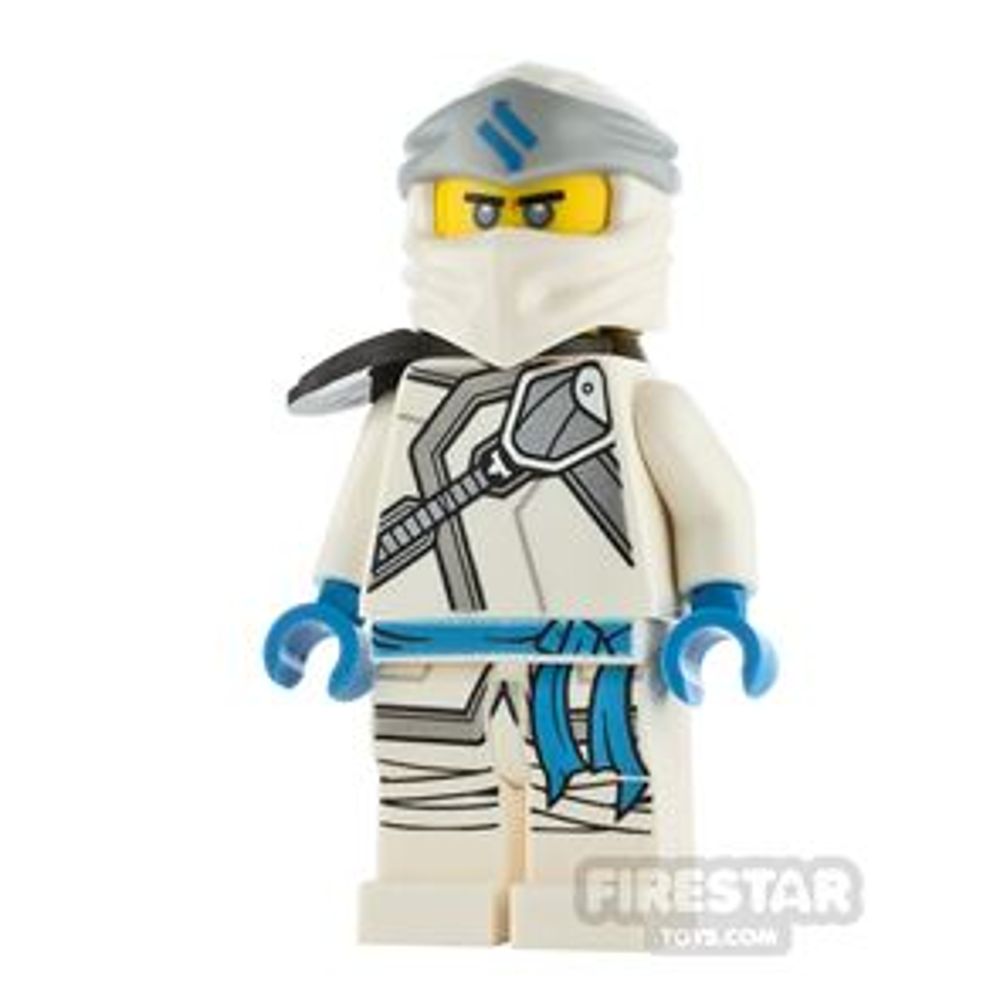 LEGO Ninjago Minifigure Zane FS