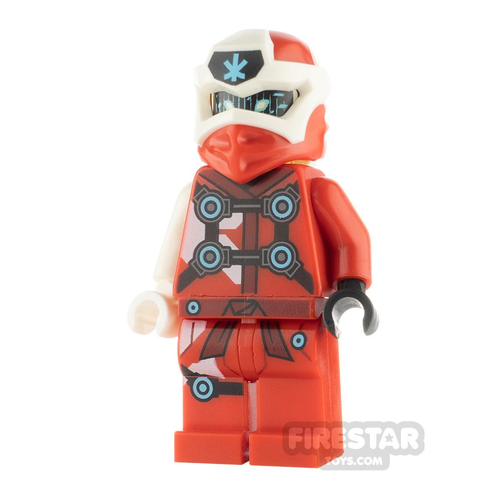 LEGO Ninjago Minifigure Digi Kai