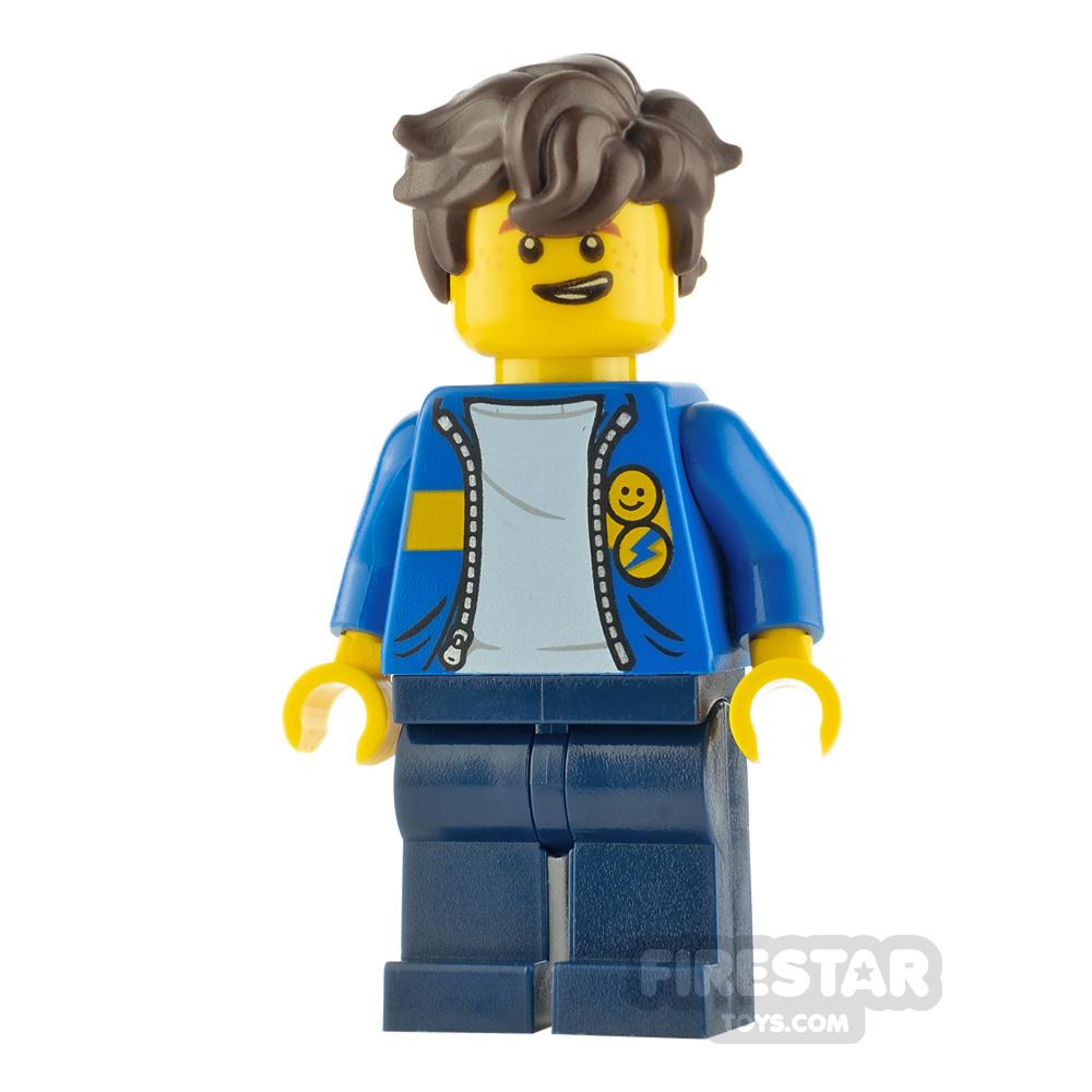 LEGO Ninjago Minifigure Urban Jay