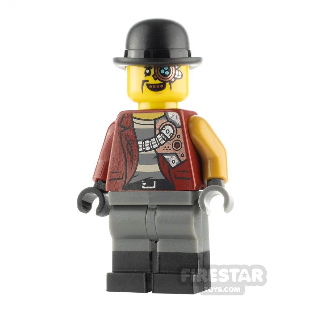 LEGO Ninjago Minifigure The Mechanic