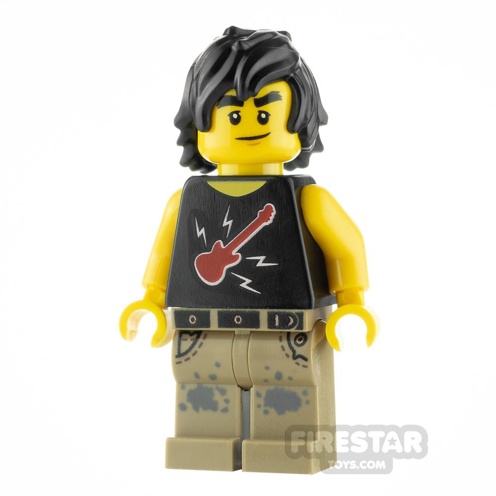 LEGO Ninjago Minifigure Urban Cole
