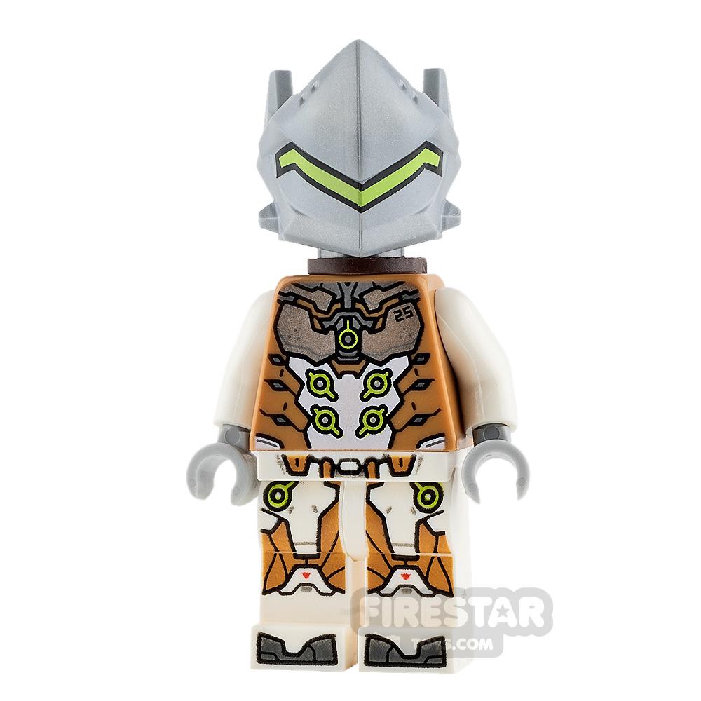 LEGO Overwatch Minifigure Genji