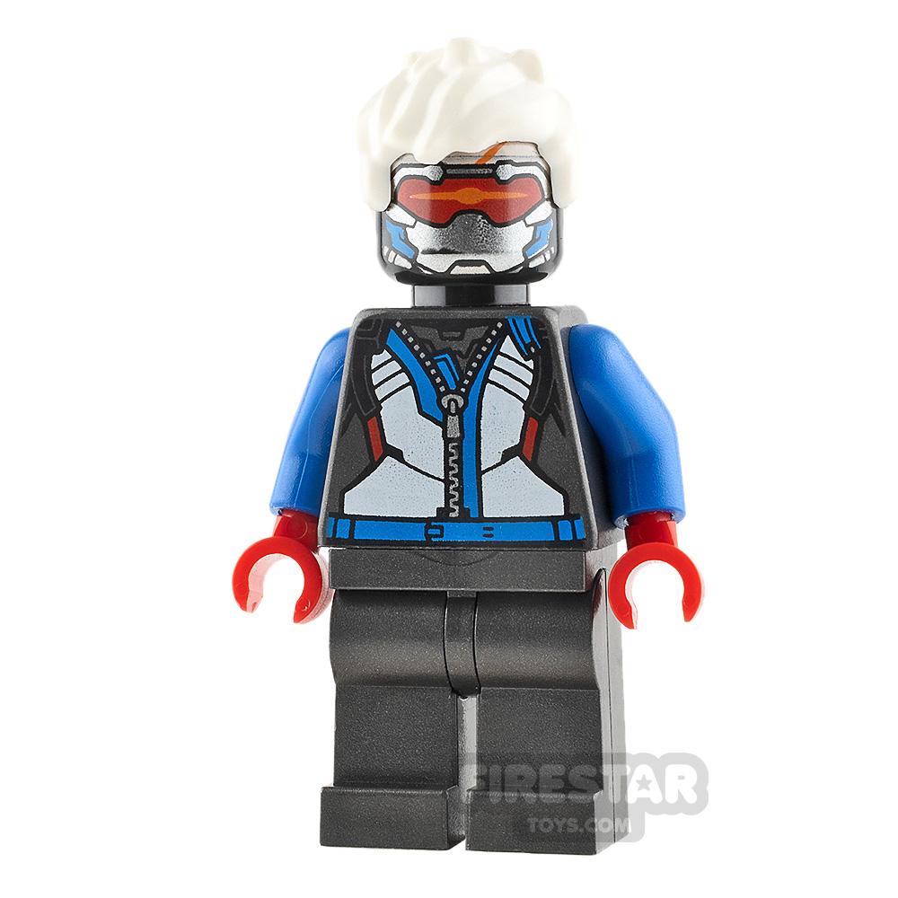 LEGO Overwatch Minifigure Soldier 76