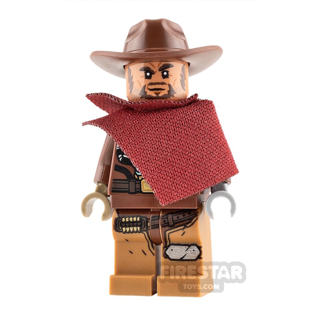 LEGO Overwatch Minifigure McCree
