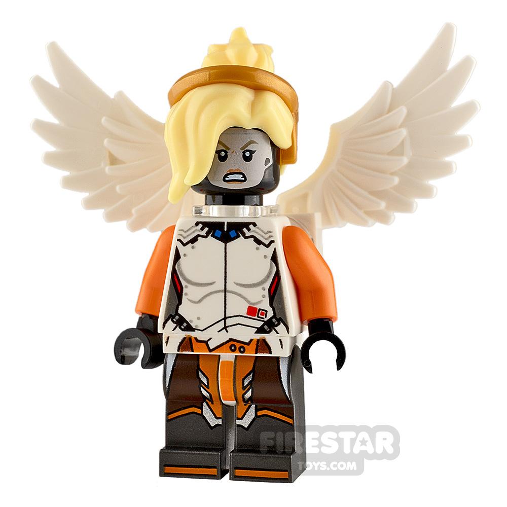 LEGO Overwatch Minifigure Mercy