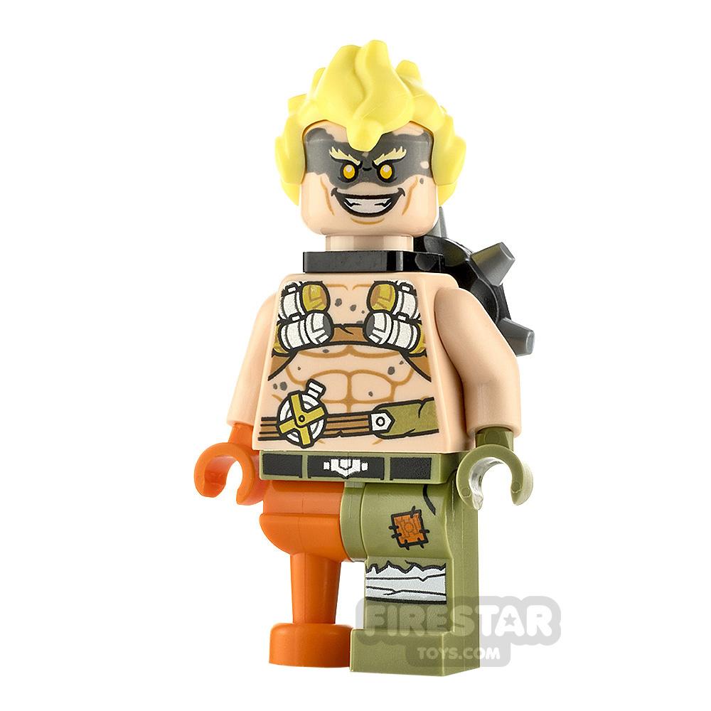 LEGO Overwatch Minifigure Junkrat