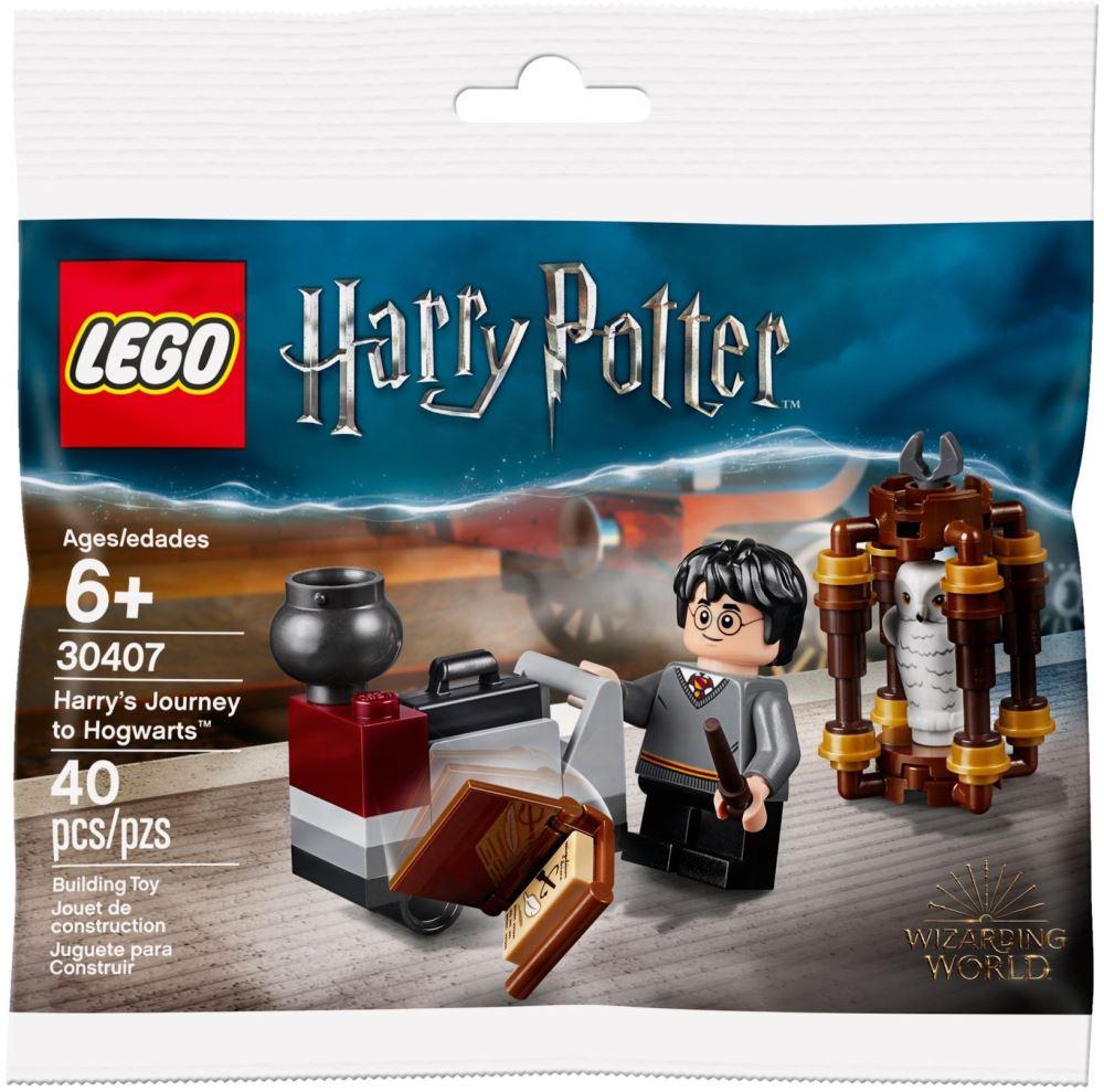 LEGO Harry Potter 30407 Harry's Journey to Hogwarts
