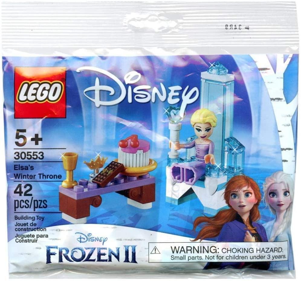 LEGO Friends 30553 Elsa's Winter Throne