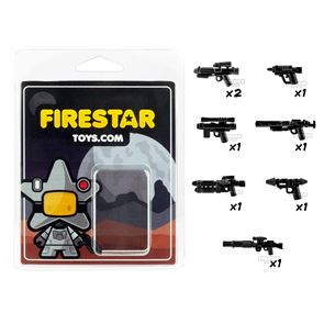 Imperial Trooper Pack - Set of 8 Imperial Weapons