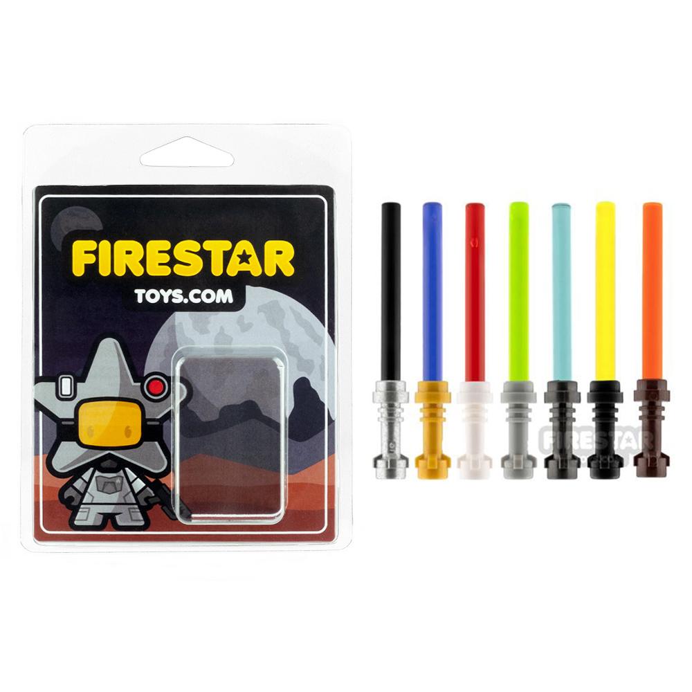 Lightsaber Weapon Pack 1 - Set of 7 Lightsabers
