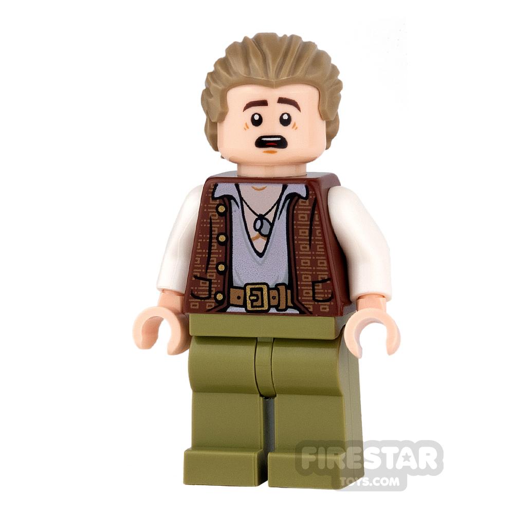 LEGO Pirates Of The Caribbean Mini Figure - Henry