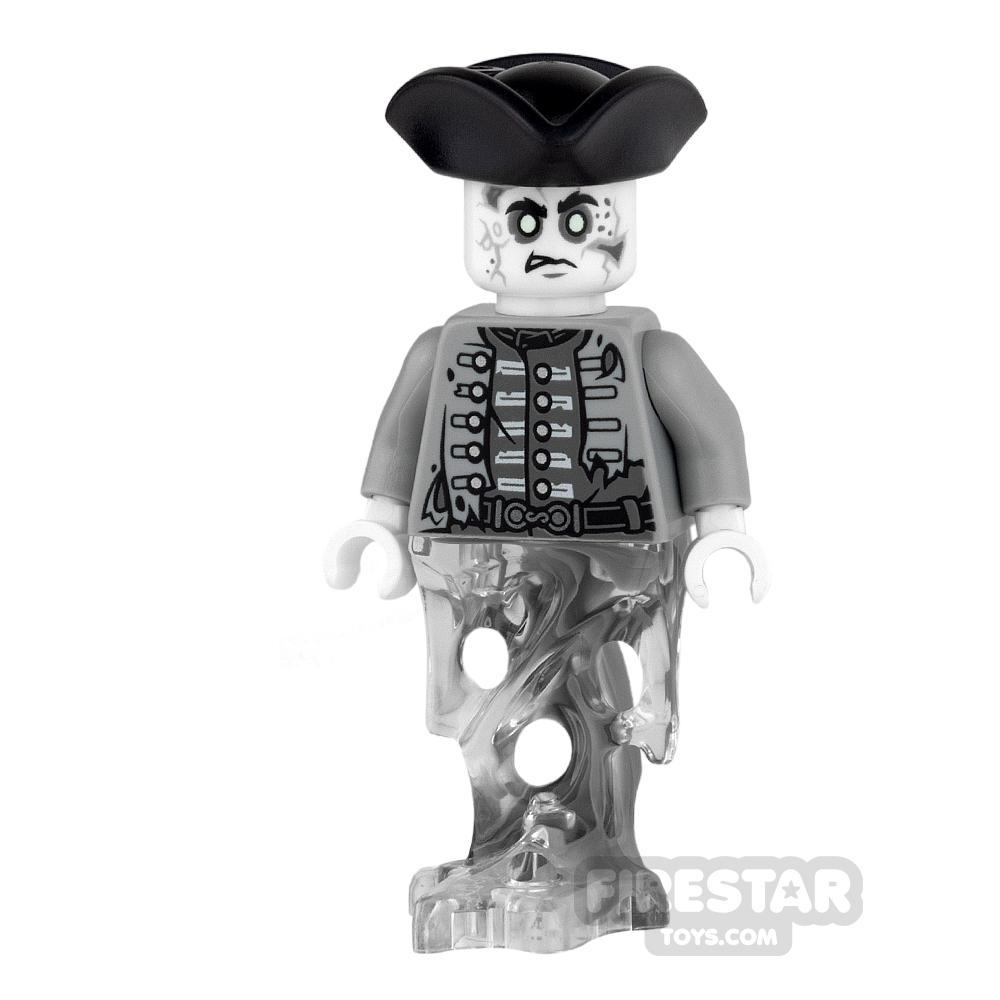 LEGO Pirates Of The Caribbean Mini Figure - Officer Santos