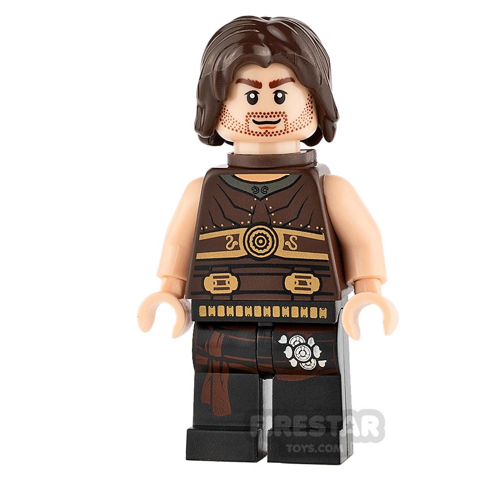 LEGO Prince Of Persia Mini Figure - Dastan - Brown Sash