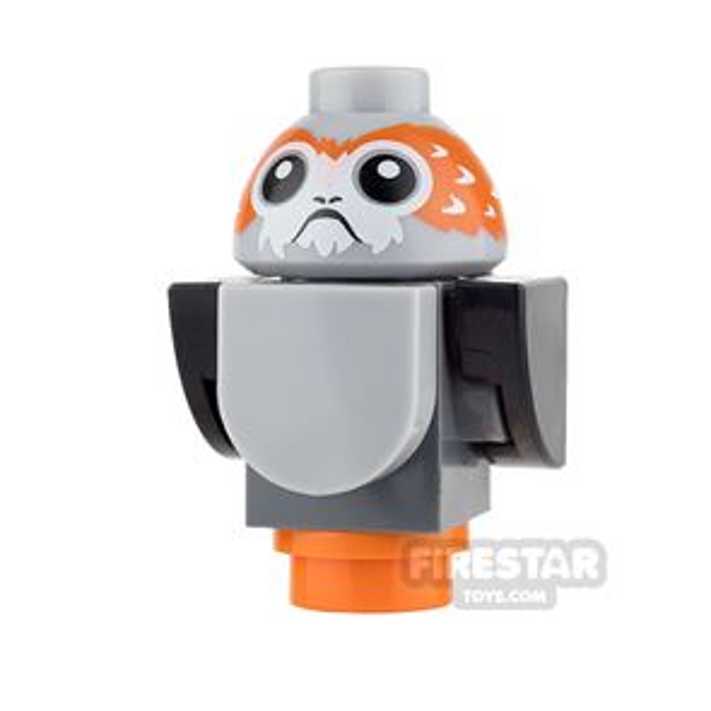 LEGO Star Wars Mini Figure - Porg - Black Wings