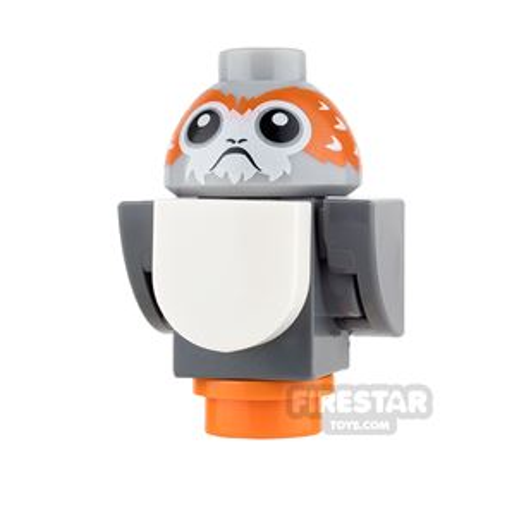 LEGO Star Wars Mini Figure - Porg - Dark Blueish Grays Wings