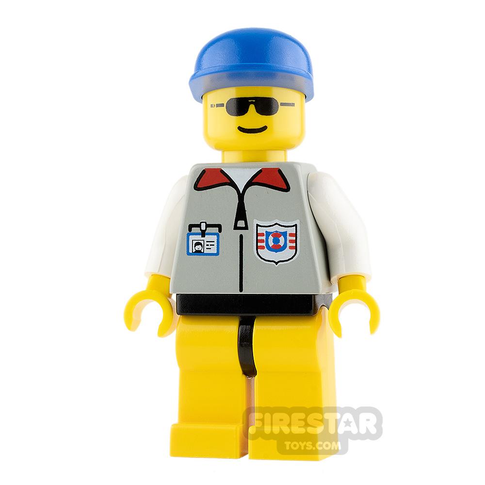 LEGO City Minifigure Coast Guard