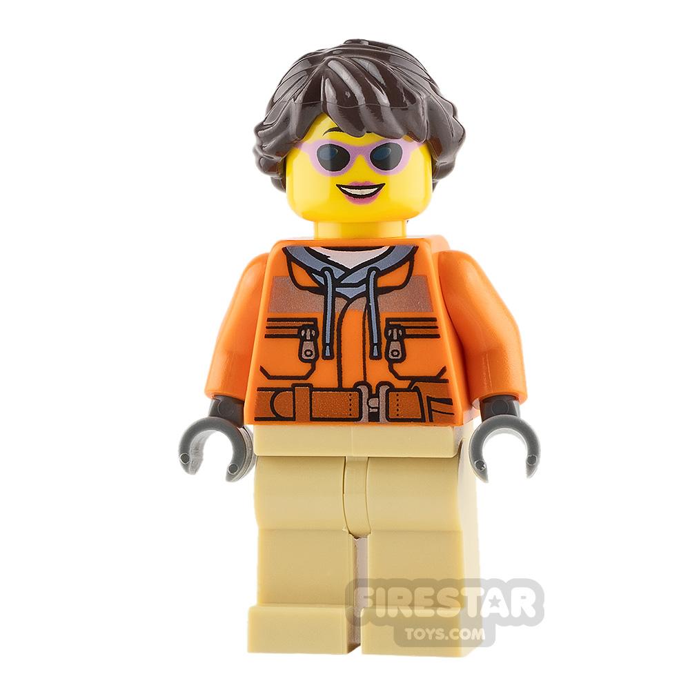 LEGO Speed Champions Minifigure TV Camera Operator