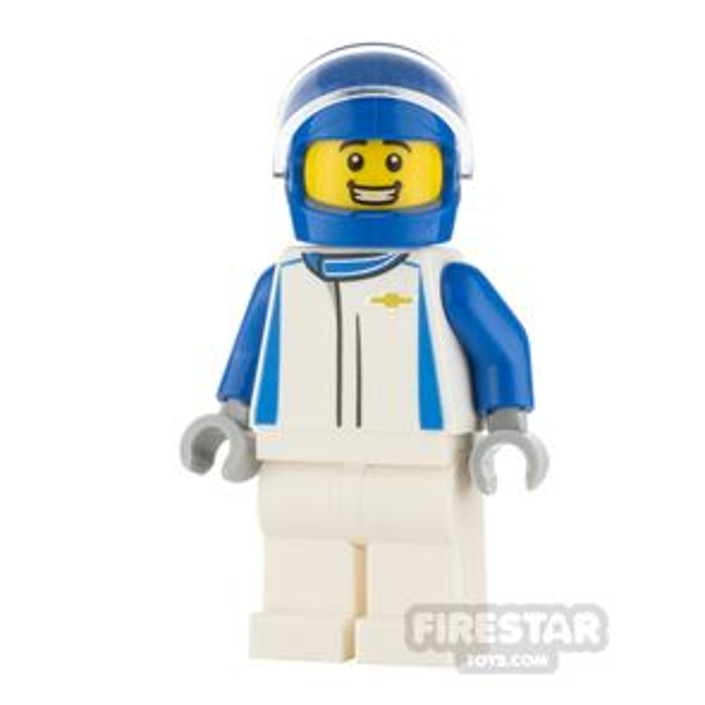 LEGO Speed Champions Minifigure Chevrolet Driver