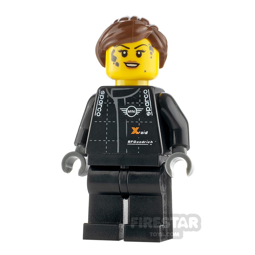LEGO Speed Champions Minifigure MINI Cooper Mechanic