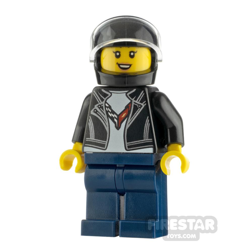 LEGO Speed Champions Minifigure Chevrolet Corvette Driver