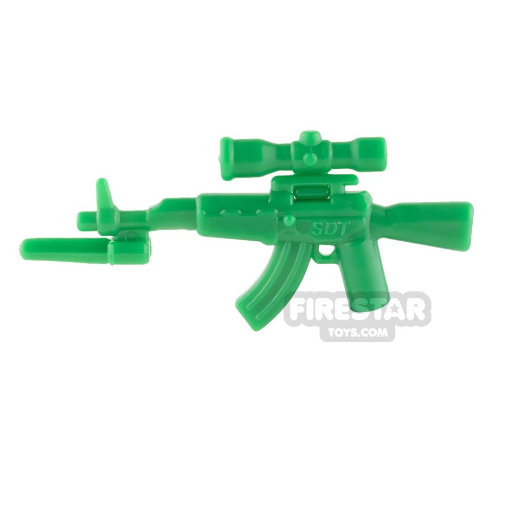 SI-DAN - AK47s - Green
