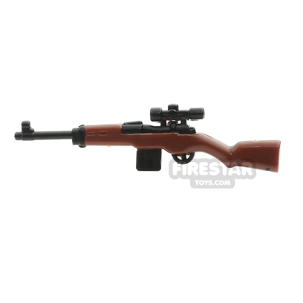 SI-DAN - Gewehr43s - Black And Brown