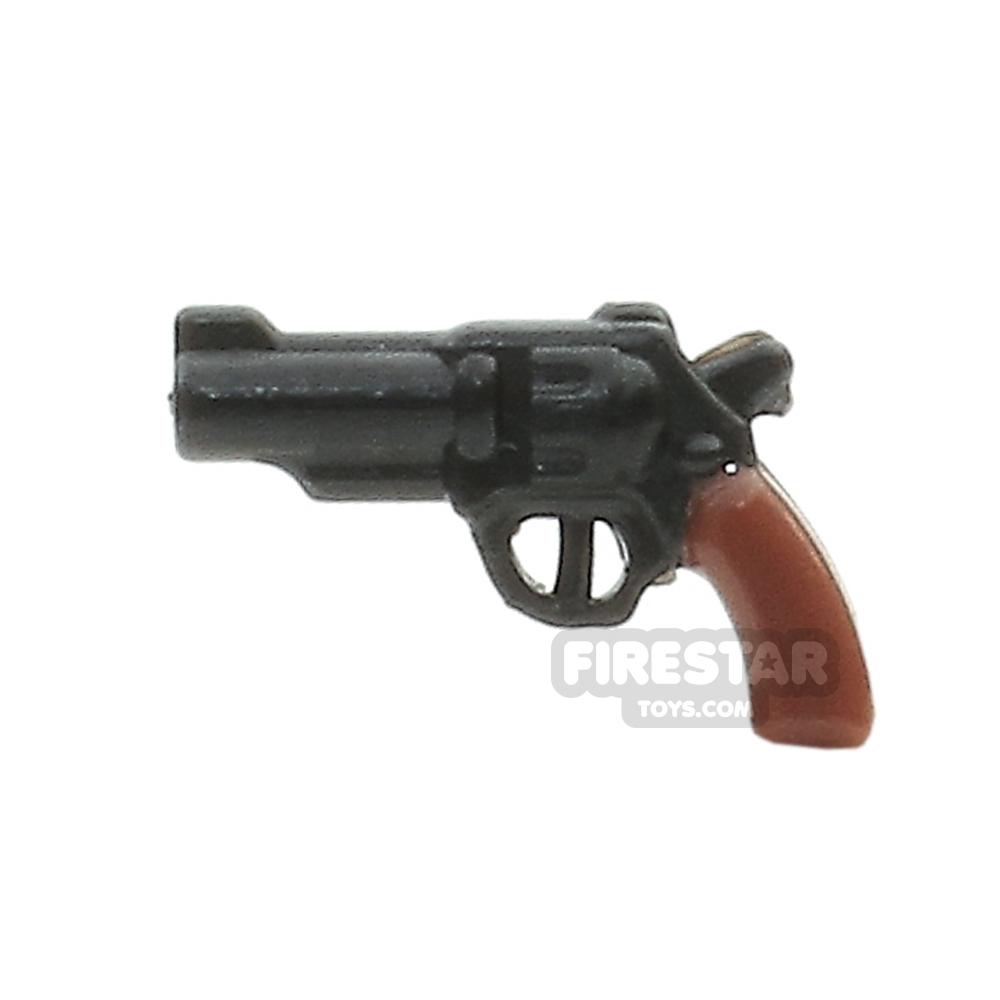 SI-DAN - M365 Revolver - Black And Brown