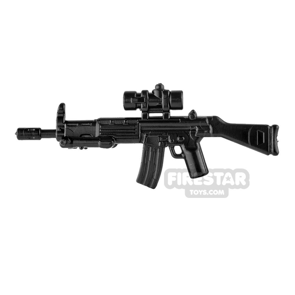 SI-DAN - 89 Rifle with Scope - Black