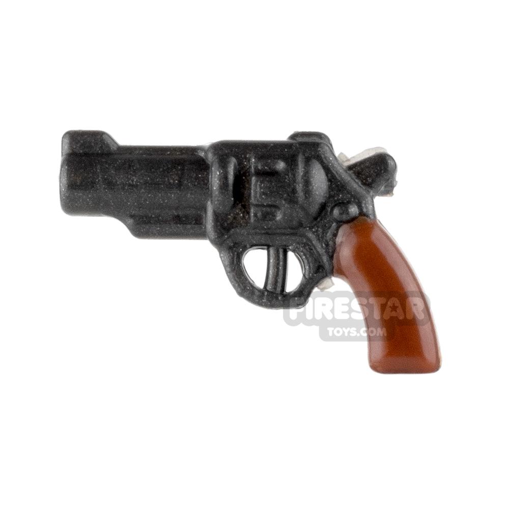 SI-DAN - M365 Revolver - Pearl Black / Brown