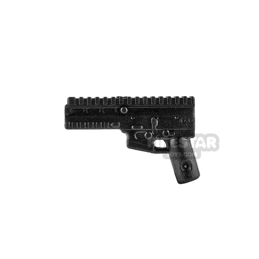 SI-DAN System - SCAR Gun Body - Pearl Dark Black