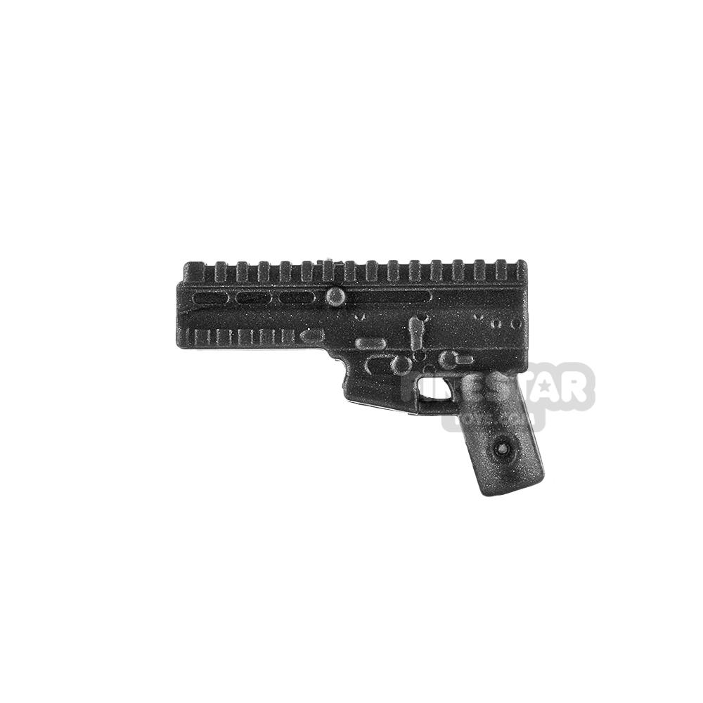 SI-DAN System - SCAR Gun Body - Iron Black