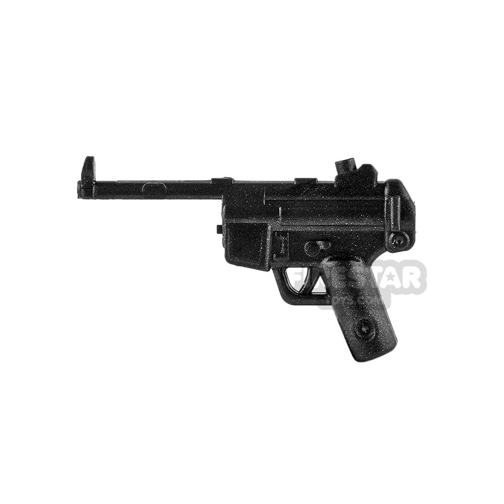 SI-DAN System - MP5X Gun Body - Pearl Dark Black