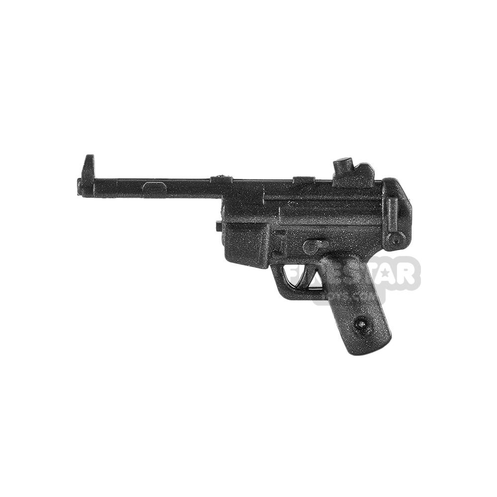 SI-DAN System - MP5X Gun Body - Iron Black