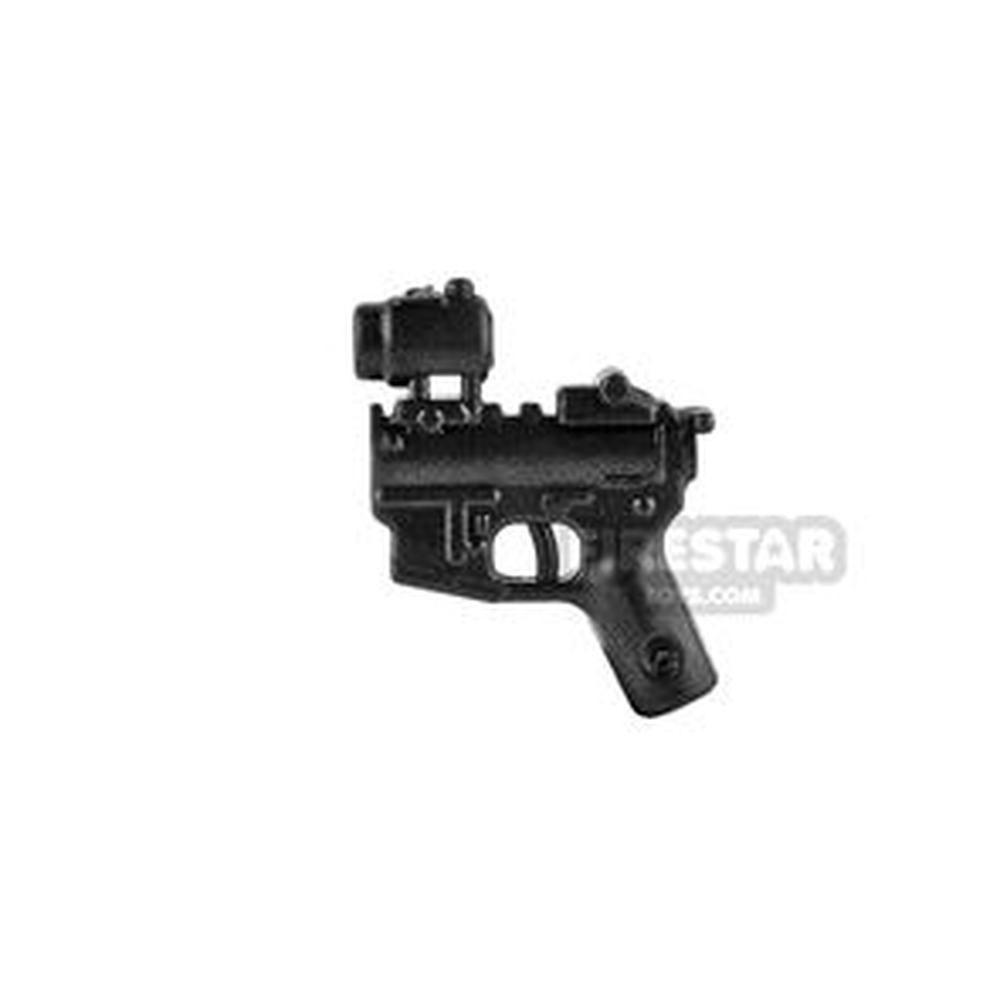 SI-DAN System - MX5 Gun Body - Pearl Dark Black