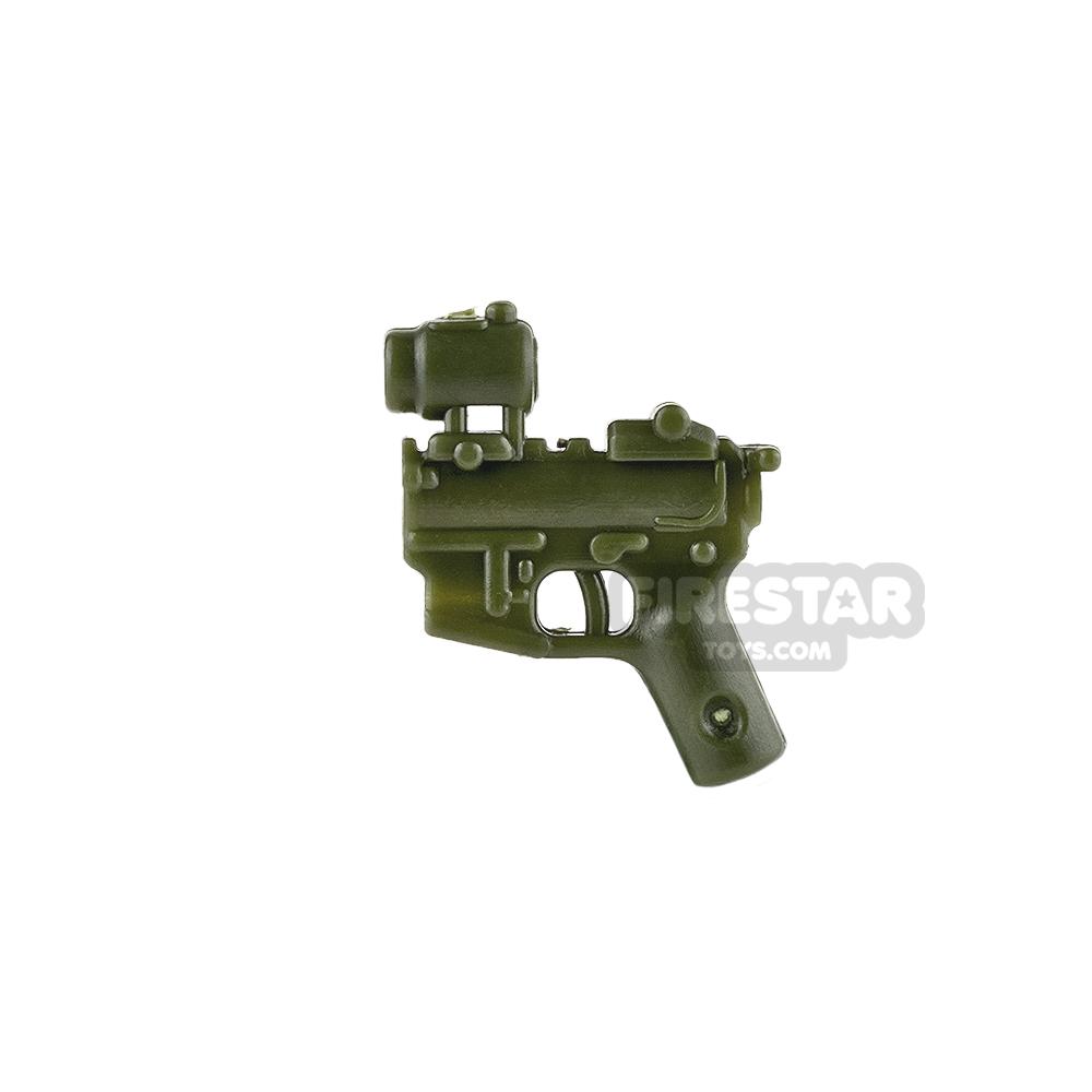 SI-DAN System - MX5 Gun Body - Tank Green